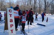 В селе Лесном открыли лыжный спортивный сезон в Бийском районе