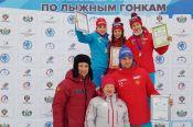 Яна Кирпиченко выиграла вторую гонку на всероссийских соревнованях в Тюмени