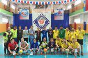 Команда из Барнаула стала победителем чемпионата Алтайского края по футзалу (спорт глухих)