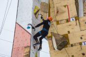 В Барнауле прошёл второй этап Кубка России по ледолазанию