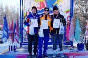 Олег Жудин – серебряный призёр юниорского первенства России по скоростному спуску