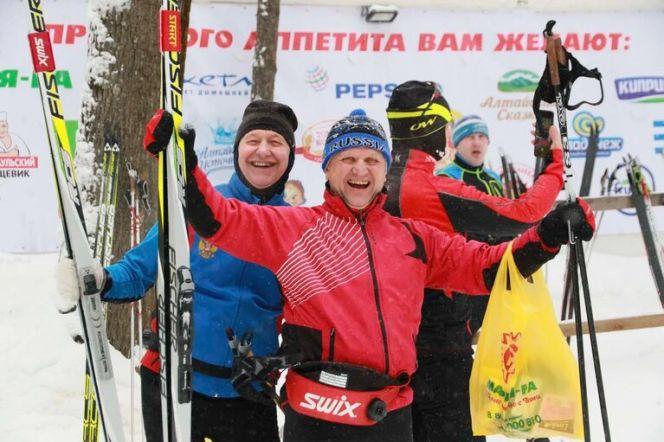 Алтайский лыжный марафон