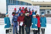 Яна Кирпиченко - бронзовый призёр всероссийских соревнований «Красногорская лыжня»