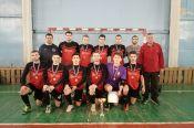 Команда Алтайского педуниверситета выиграла турнир по мини-футболу в рамках краевой универсиады