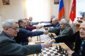Сыграв блиц-турнир, подвели итоги года в краевом шахматном клубе спортсмены-ветераны