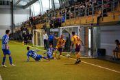 Футболисты барнаульского «Динамо» провели товарищеский матч со сборной командой «Лиги.Бро»