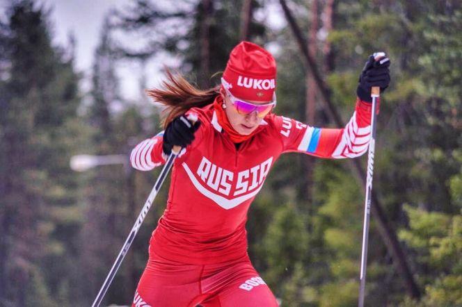 Яна Кирпиченко - мастер спорта международного класса