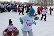Заринск стал центральной площадкой празднования на Алтае Всероссийского дня снега (фото)