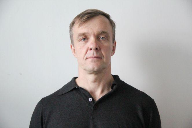 Максим Рябцев - руководитель краевой федерации хоккея