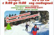 Продолжается регистрация на лыжный «Большой АлтайSKIй марафон»