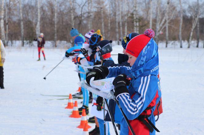 В Барнауле прошли Чемпионат и Первенство СФО по спортивному ориентированию на лыжах