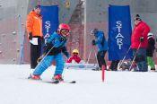 Спортсмены краевой спортшколы «Горные лыжи» собрали весомый урожай наград на всероссийских соревнованиях «Сибирские бобрята»