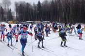2-3 февраля. Белокуриха. Краевые соревнования по лыжным гонкам среди ветеранов на призы санатория «Россия»