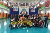 В Барнауле состоялся чемпионат Алтайского края по волейболу среди спортсменов с нарушением слуха