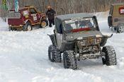 Как проходил первый этап чемпионата Алтайского края по трофи-рейдам «Фантом-трофи»