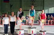 Арина Ищук - победитель и призёр чемпионата Сибирского федерального округа