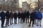 Игроки «АлтайБаскета» почтили память погибших в Магнитогорске