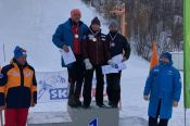 Игорь Ведерников из Барнаула выиграл третий этап Кубка России среди спортсменов-ветеранов
