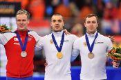 Виктор Муштаков завоевал вторую бронзу на чемпионате мира на отдельных дистанциях