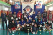 В Барнауле состоялся чемпионат края по футзалу среди спортсменов с нарушениями слуха