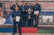 Алтайские гиревики - призёры этапа Кубка Вооруженных Сил