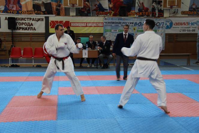 В Барнауле прошли зональные соревнования по восточным боевым единоборствам в дисциплине сётокан