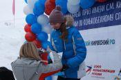 Алиса Беккер выиграла IV этап юниорского Кубка России