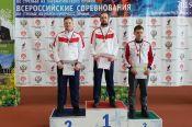 Сергей Каменский одержал вторую победу на всероссийских соревнованиях в Ижевске