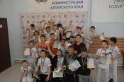 В Барнауле состоялось первенство Алтайского края по грэпплингу