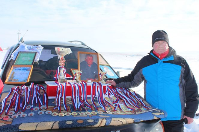 Лыжня памяти Ивана Давыдова