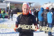 Бийский район выиграл командное первенство сельской олимпиады в соревнованиях по биатлону