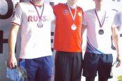 Бийчанин Яков Стрюков завоевал серебро на Кубке России по плаванию в ластах