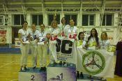 Алтайские лучники выиграли две серебряные медали на открытом чемпионате Новосибирской области