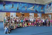 В Бийске состоялись традиционные региональные соревнования «Звёздочки гимнастики»