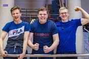 Алтайские гиревики завоевали командную бронзу на первенстве России среди юношей