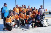 Александр Куренько, Шипуновский район: «Это был тяжёлый финал» (комментарий и фото с четвёртого дня хоккейного турнира)