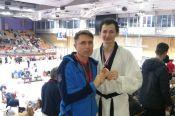 Альберт Гаун - бронзовый призёр международного рейтингового турнира «Словения Опен»