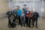 В Волчихе состоялись краевые соревнования по стрельбе из пневматической винтовки среди казачьей допризывной молодёжи, воспитанников военно-патриотических и военно-спортивных клубов