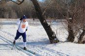 В Рубцовске прошла лыжная ретро-гонка