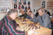 Шахматисты-ветераны провели праздничный турнир