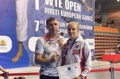 Анастасия Анохина - бронзовый призёр клубного чемпионата Европы