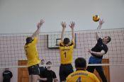 В День защитника Отечества газета «Вперед» провела самый массовый турнир по волейболу в Тюменцевском районе