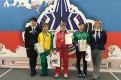 Ирина Казанцева - чемпионка России по парапауэрлифтингу