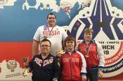 Спортсмены спортклуба «Патриот» завоевали три медали  чемпионата России по парапауэрлифтингу