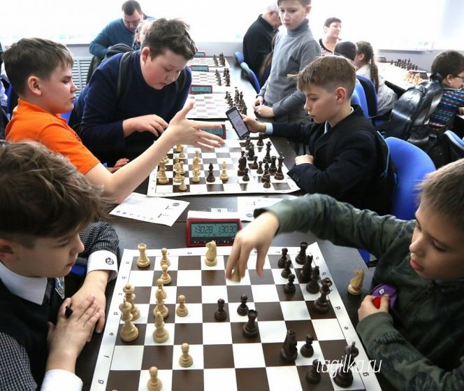 Детский Кубок России по шахматам
