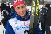Яна Кирпиченко: «Надеюсь, что получится ещё попасть в призы»