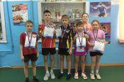 В Барнауле состоялось первенство края среди самых маленьких теннисистов