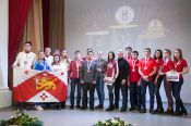 Команда АГМУ стала серебряным призером VIII фестиваля спорта среди медицинских вузов СФО