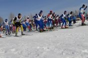 В Заринске состоялись соревнования по лыжным гонкам в зачёт XXXIX краевой спартакиады спортшкол