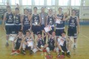 Команда СШОР «АлтайБаскет» пробилась в финал первенства России среди юношей 2004 года рождения